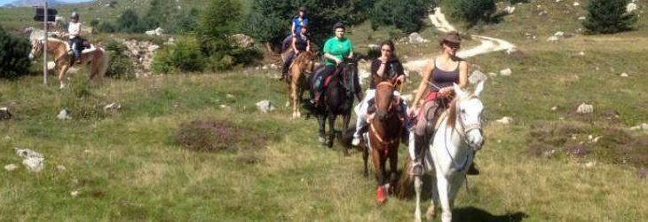 Settimana o Week-end a cavallo sulle Alpi liguri