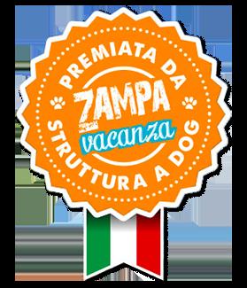 zampa-vacanza-coccarda-a-dog